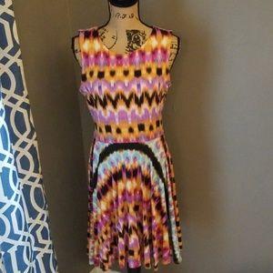 Cynthia Rowley Print Dress